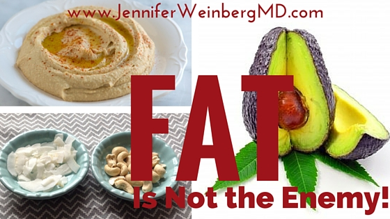 FAT is not the enemy