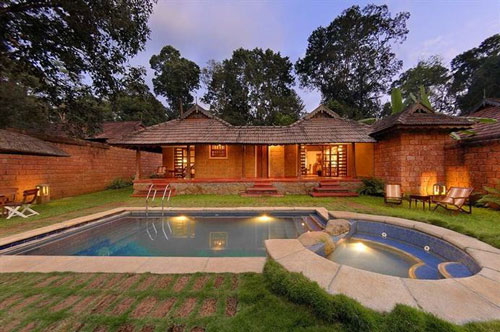Orange County Coorg, Coorg resorts, Coorg Hotels, Best hotels and resorts in coorg