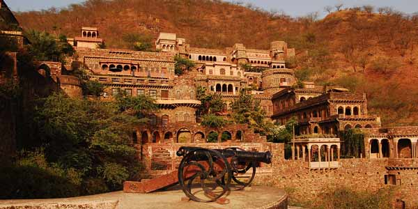 neemrana, 10 Family Weekend Getaways near Delhi for the Holiday Season