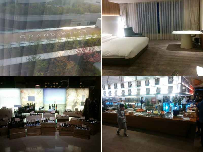 hotel grand hyatt seoul laid back traveller