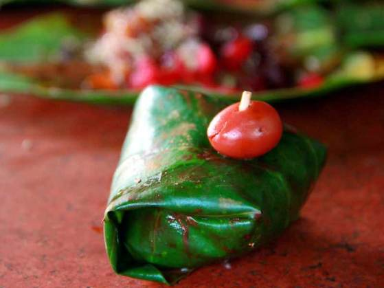 Lucknow Food Trail paan chowk laid back traveller