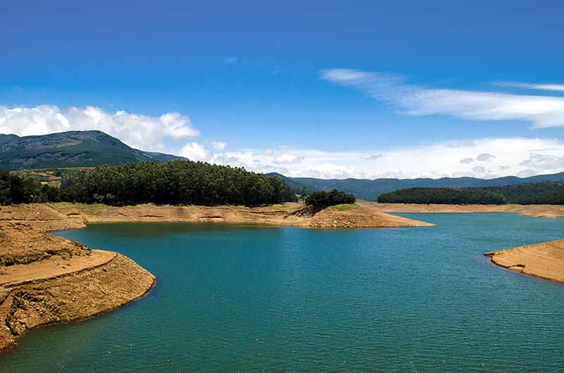 Ooty - A guide to the Queen of Hill-stations - Emerald Lake