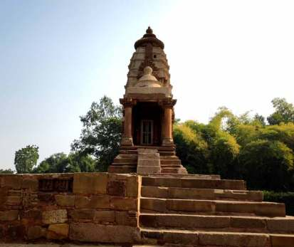 Lakshmi Temple Western Group of Temples Khajuraho