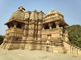 Devi Jagdamba Temple Western Group of Temples Khajuraho