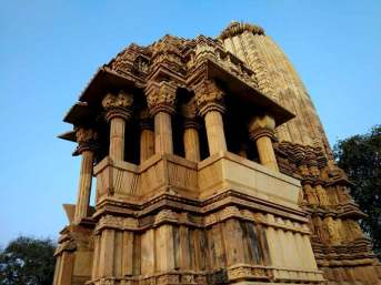 Chaturbhuj or Jatkari Temple Khajuraho