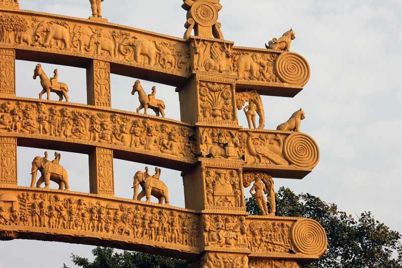 Sanchi Stupa Madhya Pradesh