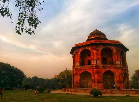 Purana Qilla Top 10 Places to Visit with Kids in Delhi
