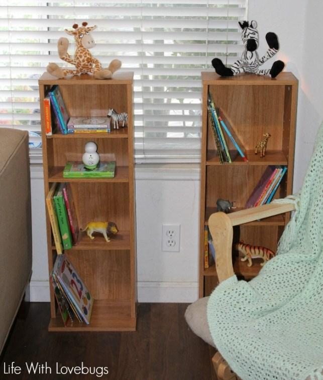 Living Room Makeover: Re-Purposing Furniture