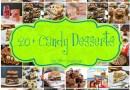 20+ Candy Dessert Recipes