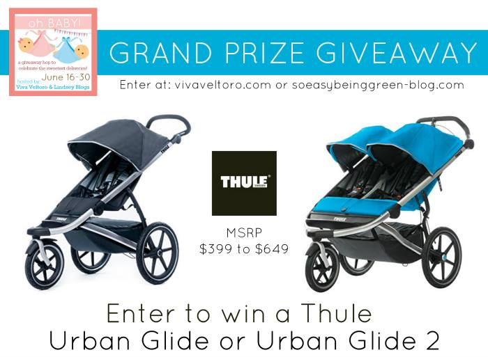 oh BABY Giveaway Hop