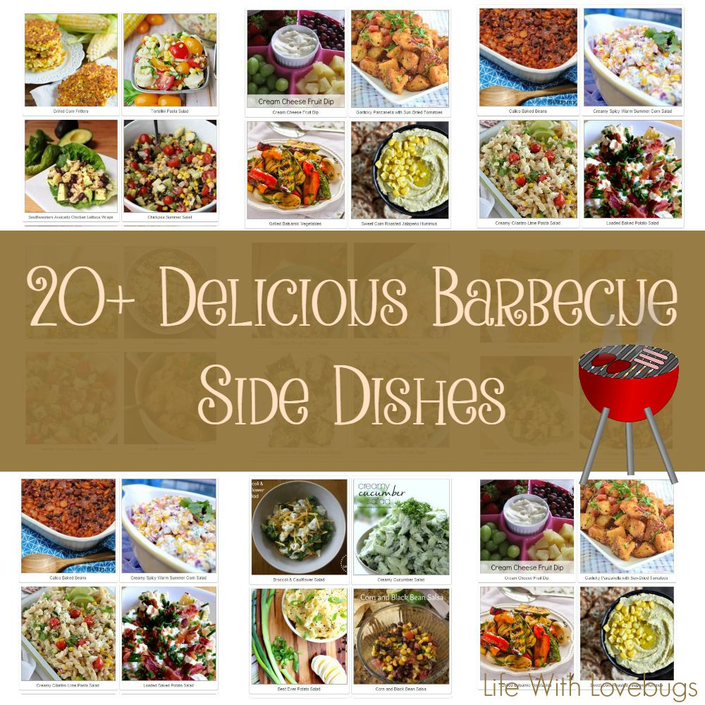 20+ BBQ Side Dishes