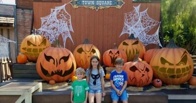 Knott's Spooky Farm 2017