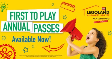First-to-Play LEGOLAND and SEA LIFE San Antonio Annual Passes