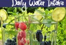 How to Increase Your Daily Water Intake