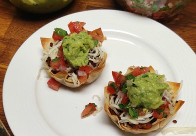 Taco Cups - An easy weeknight dinner recipe!
