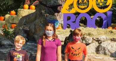 San Antonio Zoo Family-Friendly Halloween Event Zoo Boo!