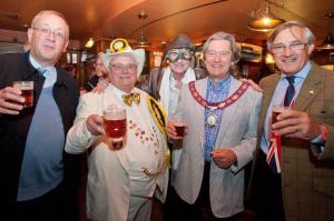 John Wall, Howling, Lord Hannah, Steve Gorys, Sir Gerald Howarth
