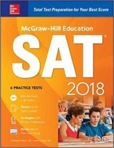 McGraw-Hill SAT 2018 (Best SAT Prep Books)