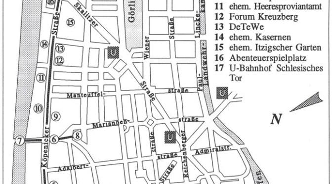 """Historische Stadtführung durch die """"Cöpenicksche"""""""