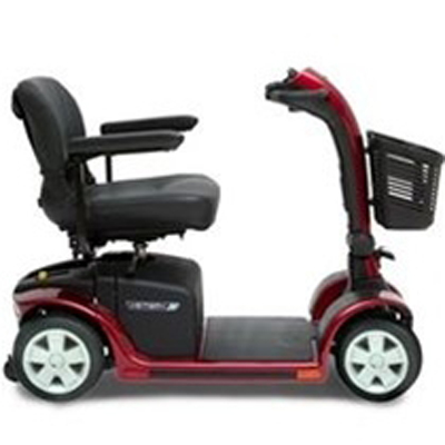 Pride Victory 9 4Wheel Electric Scooter  Pride Mobility