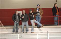 dancing Siena fans