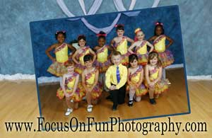 Eleanor's School of Dance