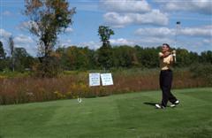 golf at Saratoga