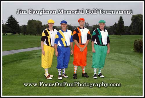 Northeast Health Golfers