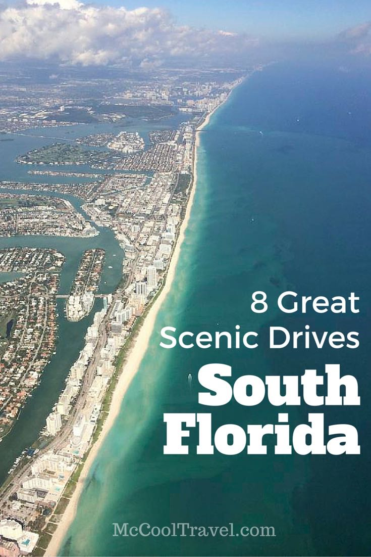 These 8 best scenic drives in South Florida explore smaller roads with inspiring views and connect popular destinations like Key West, Miami, and Naples.