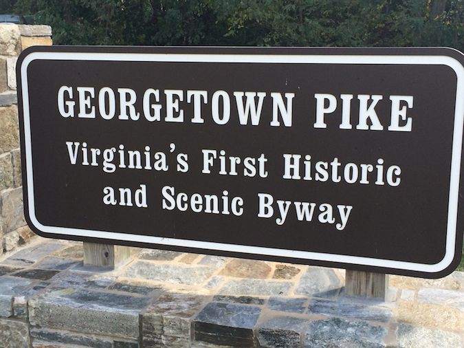 places to visit near washington dc : Georgetown Pike
