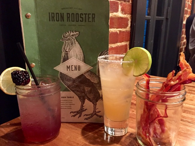 5 fun places to eat in Annapolis: Iron Rooster