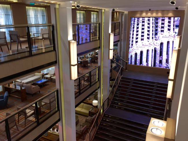 Atrium, Viking Star