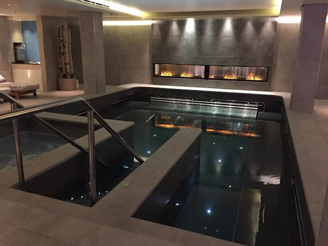 Viking Star Warm Pool and Hot Tub, Viking Cruises by Charles McCool of McCool Travel