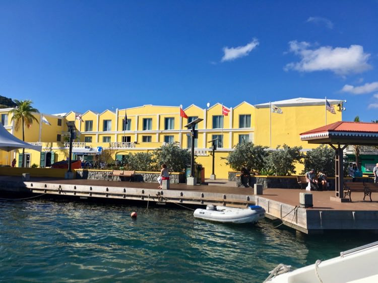 things to do in St. Croix: stay at Caravelle Hotel