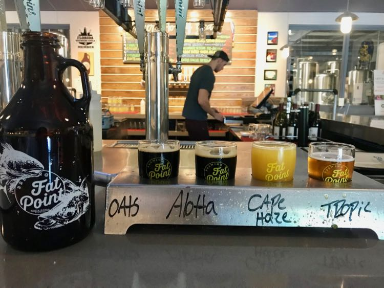 Fat Point Brewing in Punta Gorda Florida
