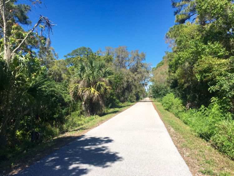 Legacy Trail in Sarasota FL