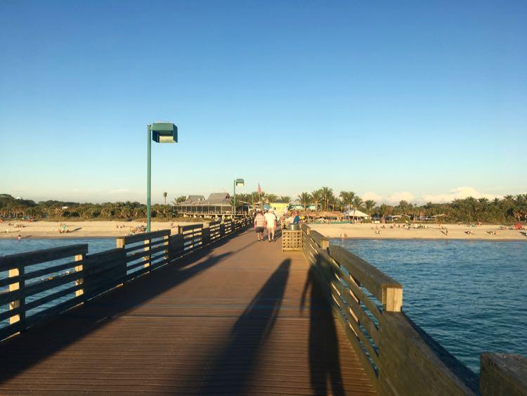 Venice Fishing Pier Sarasota FL