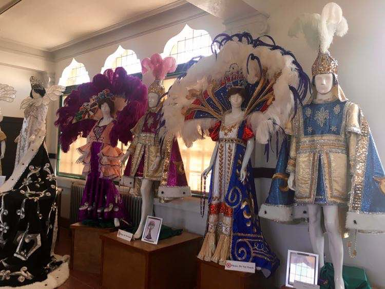 Bay St Louis MS Mardi Gras Museum