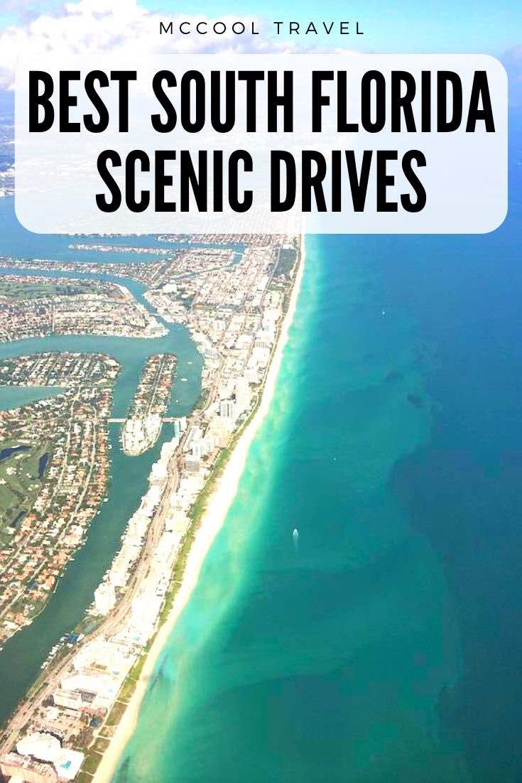 These 8 best scenic drives in South Florida explore smaller roads with inspiring views and link popular destinations like Key West, Miami, and Naples.
