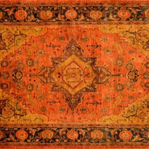 695-4 9.9x12.11 Pakistani Fine Rugs