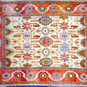912-18 oushak rug