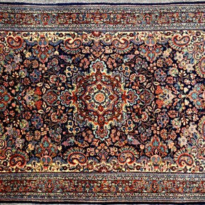 SCT-26 4.4x6.6 Persian Area Rug