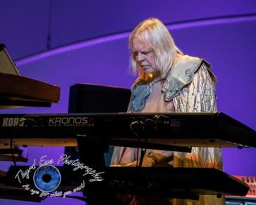 ARW's Rick Wakeman at the Fabulous Fox Theatre photo by Sean Derrick/Thyrd Eye Photography