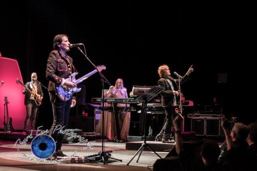 ARW's Trevor Rabin, Rick Wakeman and Jon Anderson at the Fabulous Fox Theatre photo by Sean Derrick/Thyrd Eye Photography