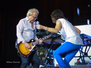 Foreigner - Photo by Sean Derrick/Thyrd Eye Photography