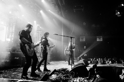 El Monstero at The Pageant, photo by Ryan Ledesma