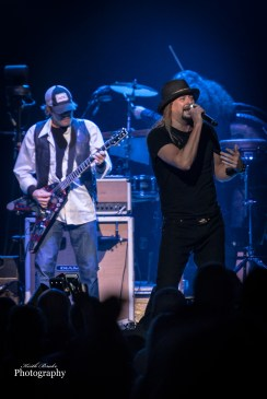 Kid Rock at Scottrade Center photo by Keith Brake