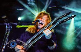 Megadeth photo by Sean Derrick/Thyrd Eye Photography