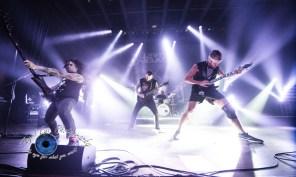 Killswitch Engage photo by Sean Derrick/Thyrd Eye Photography