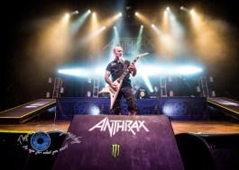 Anthrax photo by Sean Derrick/Thyrd Eye Photography